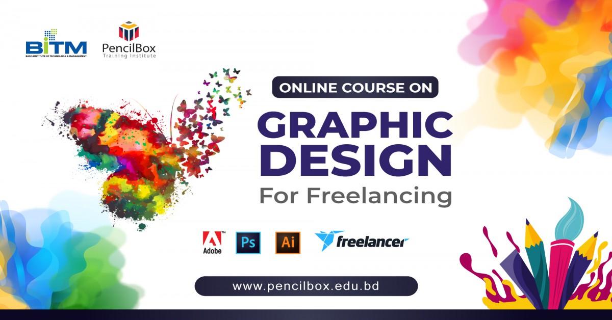 Online Training on Graphics Design For Freelancing