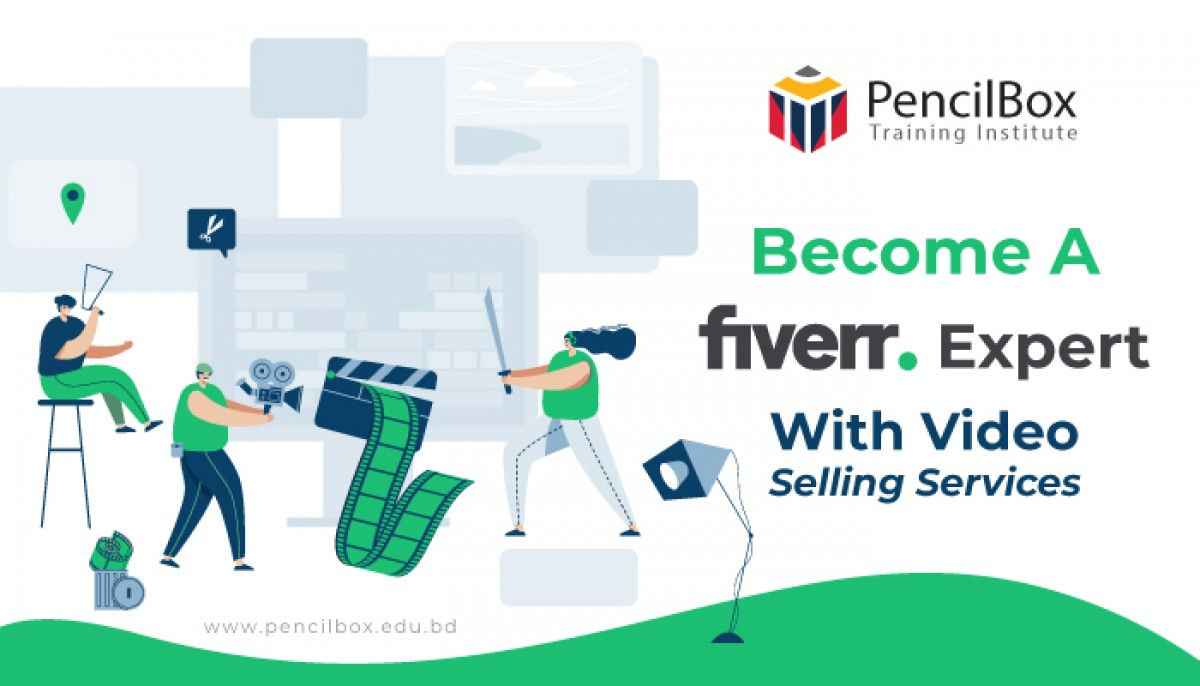 Online Training on Become A Fiverr Expert with Video Selling Services
