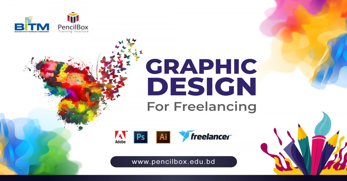 Graphic Design For Freelancing