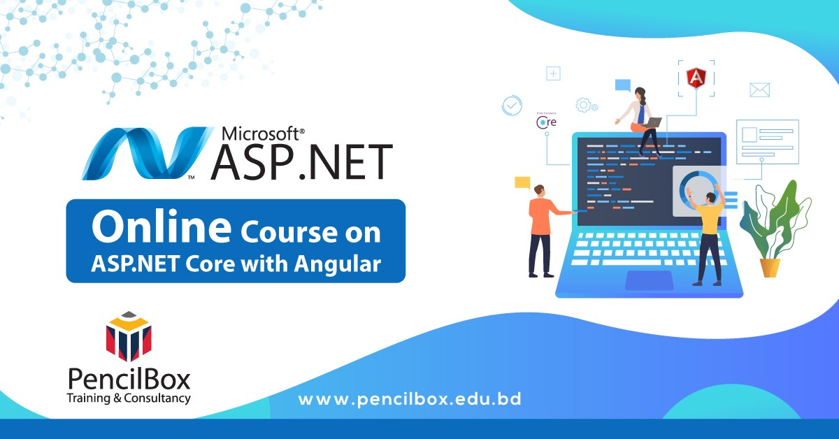 Online Course on ASP.NET Core with Angular