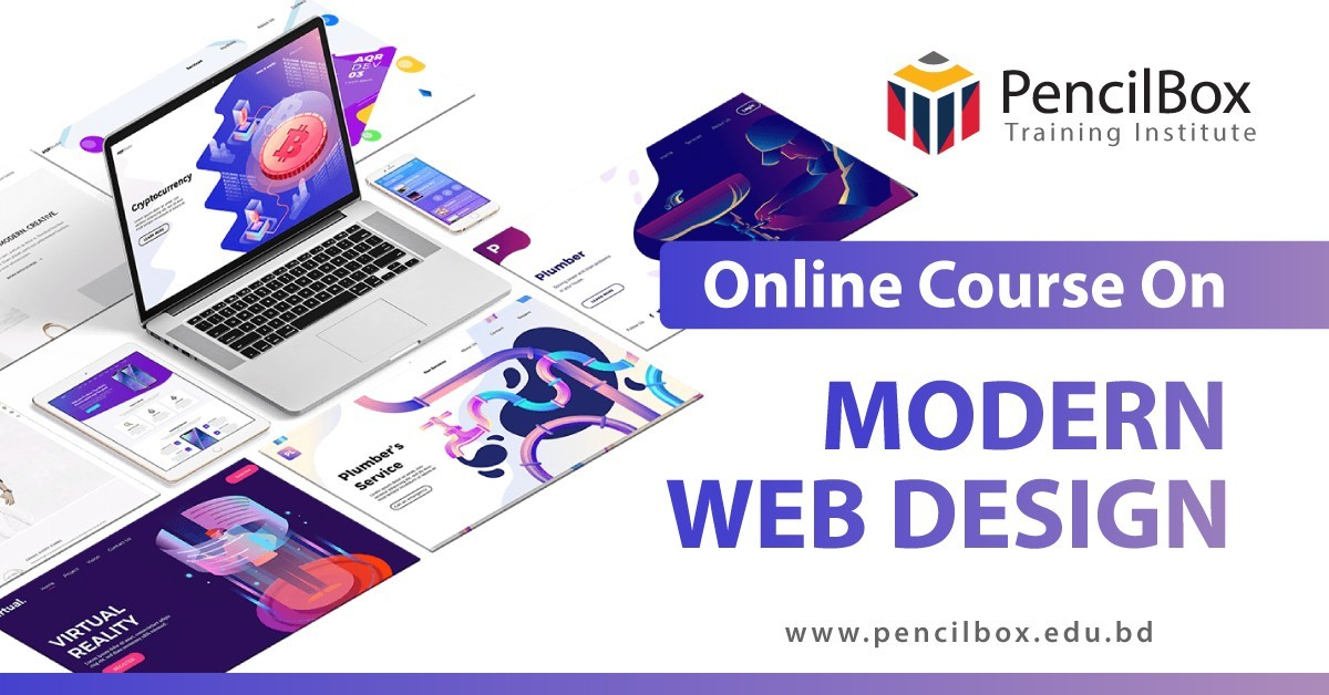 Online Course on Modern Web Design