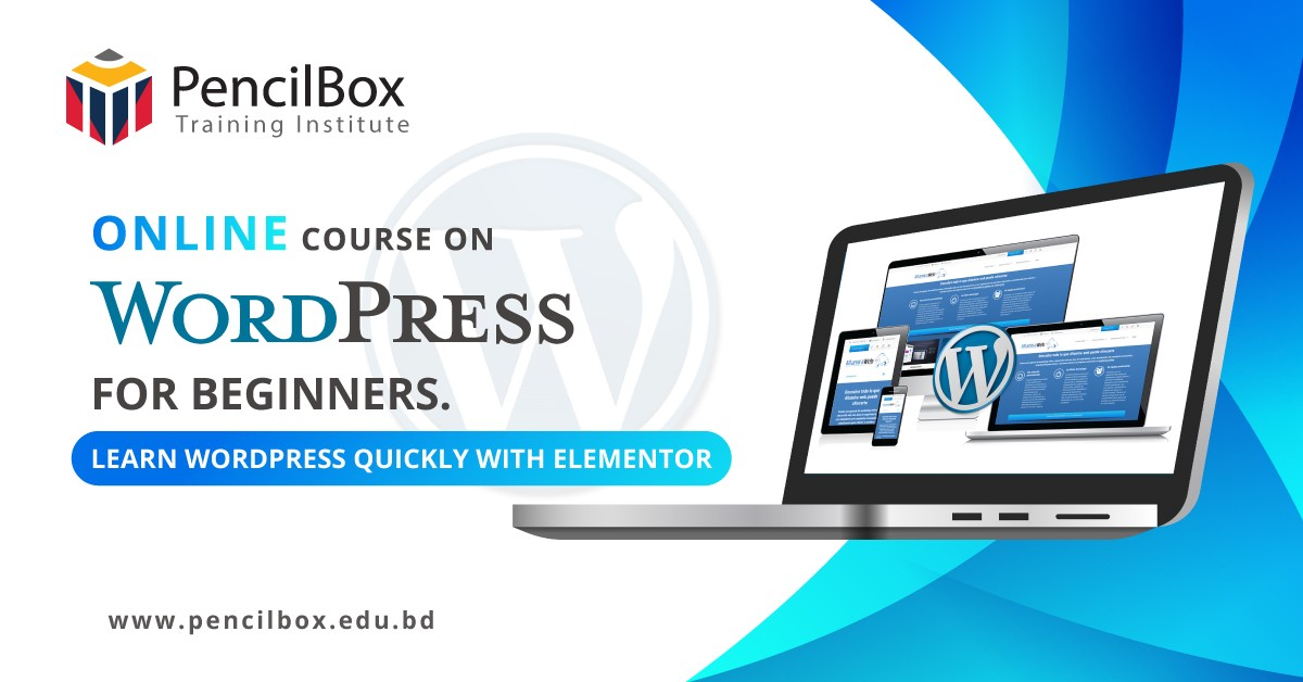 Online Course on WordPress for Beginners