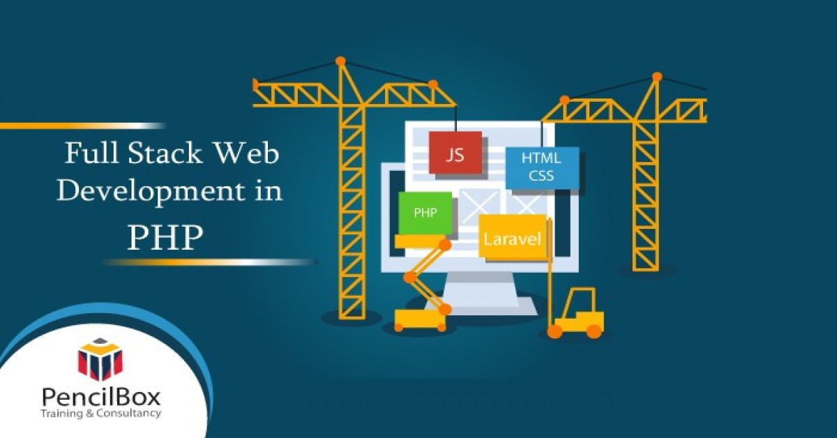 Full Stack Web Development in PHP